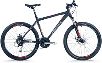 Hawk Thirt ythree de 26 – 6061 T6 Aluminio Mountain Bike Bicicleta ...