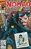 img - for NOMAD #1-25 the complete series (NOMAD (1992 MARVEL)) book / textbook / text book