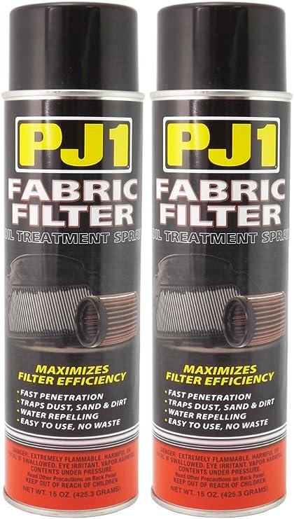 PJ1/de Gasa Tela filtro de aire Aceite: Amazon.es: Coche y moto