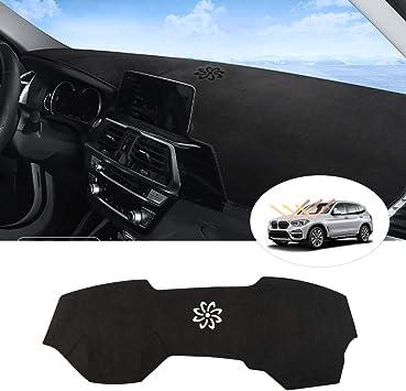 Cartist Dashboard Mat Cover Dash Cover Nonslip Dashboard Mat Protector Sunshade No Glare for Nissan Rogue 2014 2015 2016 2017 2018 2019
