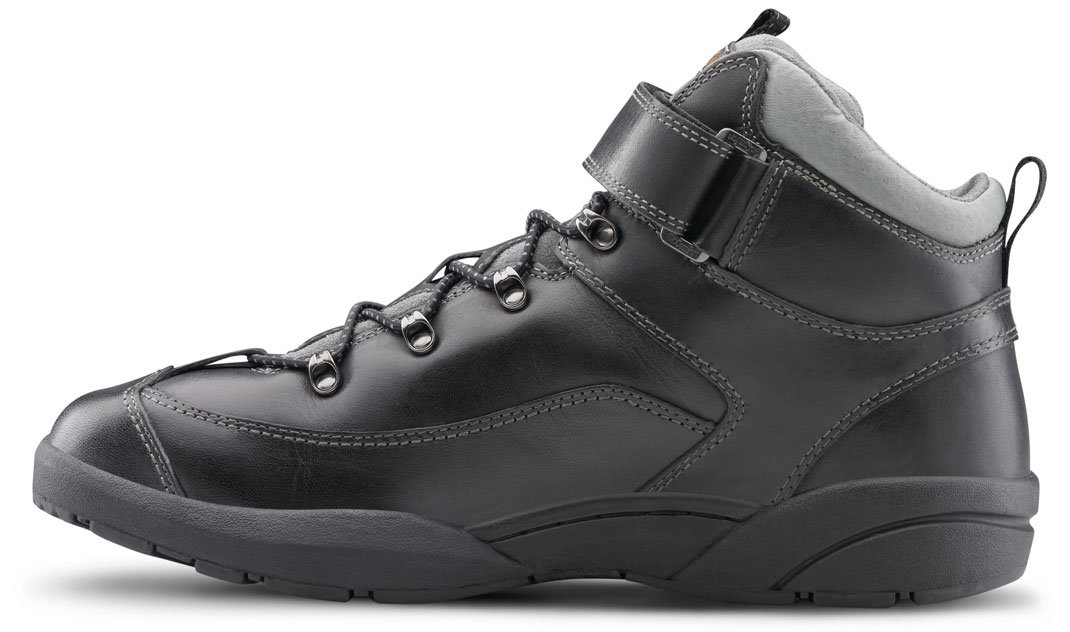 Dr. Comfort Ranger Men's Therapeutic Diabetic Extra Depth Hiking Boot: Black 15 X-Wide (3E/4E) Lace by Dr. Comfort (Image #4)
