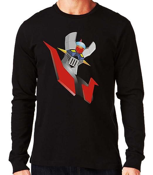 35mm - Camiseta Hombre Mazinger Z-retro Yi0JtNVC8N