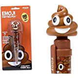 Talking Emoji Poop Pen - Makes 7 FUNNY FART SOUNDS - the Funniest Farting Friend Ever - Cute for Kids, Tweens and Teen…