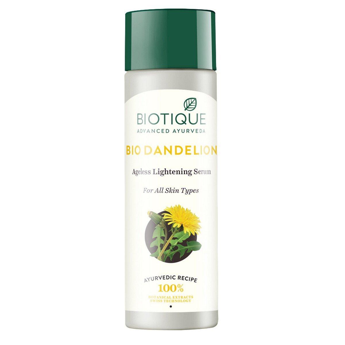 Biotique Dandelion Face Vitaliser 210ml