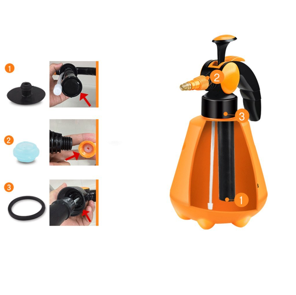 esclusivo LXY Moda Piccolo Materiale Di Protezione Protezione Protezione Ambientale Bottiglia D'acqua In Plastica Annaffiatoio Annaffiatoio (colore   B)  trova il tuo preferito qui