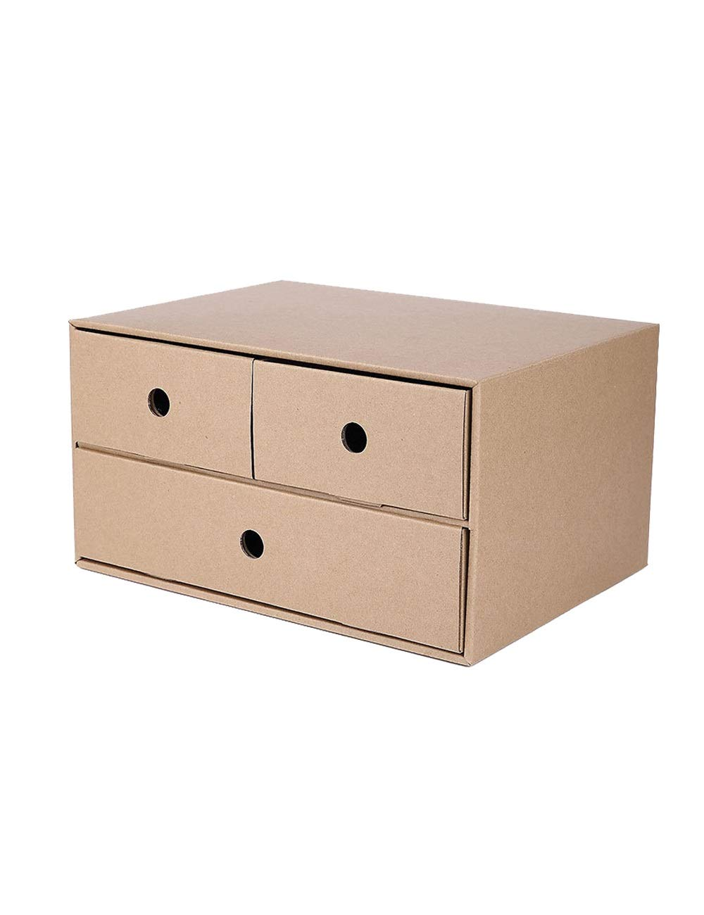 File Cabinets Drawer Showcase Multi-Function Cabinet Desktop Archive Storage Manager 3 Drawers Primary Color Office File Storage Cabinet Storage Box