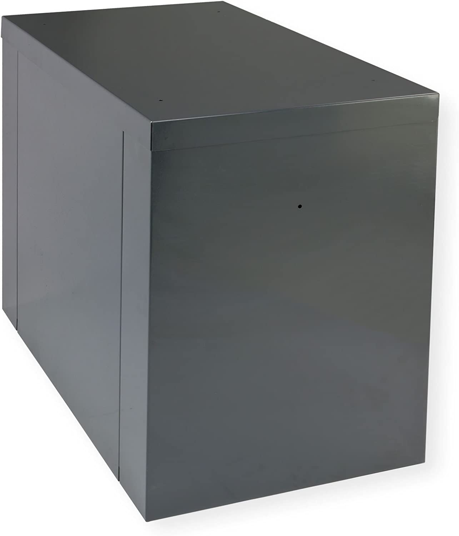 rot 70x43.5x60 cm Garage und Werkstatt DeTec Metall Schubladenschrank #Fernando# mit 5 Schubladen//Unterschrank//Stahlmagazin Werkzeugschrank//Schubladencontainer f/ür B/üro