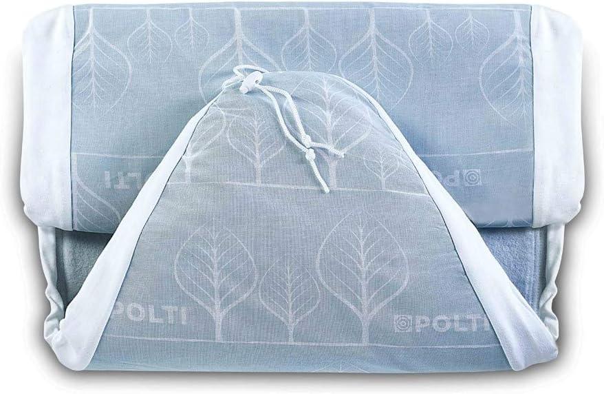 Polti PAEU0339 - Funda para tabla de planchar XL apta para superficies de hasta 124 x 48,5 cm