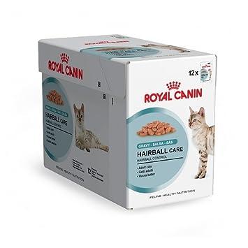 ROYAL CANIN Comida para Gatos Hairball Care 12 * 85 Gr: Amazon.es: Productos para mascotas