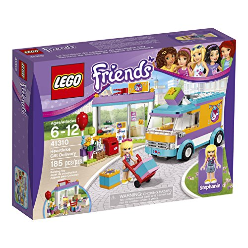 LEGO Friends Heartlake Gift Delivery 41310 Toy for 5- to 12-Year-Olds (Great Delivery Gifts)