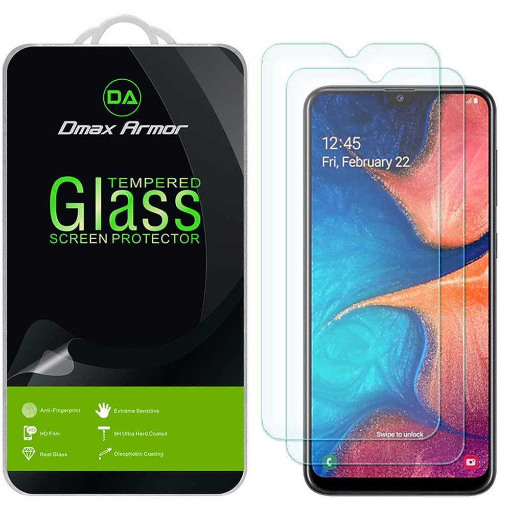 Vidrio Templado Samsung A20 [2un.] DMAX ARMOR