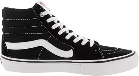 Sk8-Hi Pro Black/White Skate Shoe