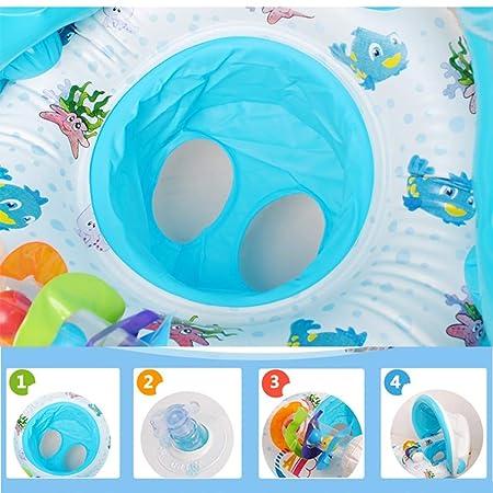Amazon.com: TXDY - Anillos hinchables de natación para mamá ...