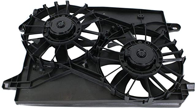 Amazon.com: New Radiator Fan Assembly For 2005-2009 Chrysler 300, 2008-2010  Dodge Challenger Without Wiring Harness CH3115132 5174358AA: AutomotiveAmazon.com