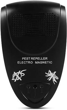Xcsource Elektronisch Ultraschall Ungeziefer Abwehr Vertreibt Nager Insekten Moskitors Mause Spinnen Kafer Ratten Motten Fledermause Und Mehr Hs361 Amazon De Kuche Haushalt