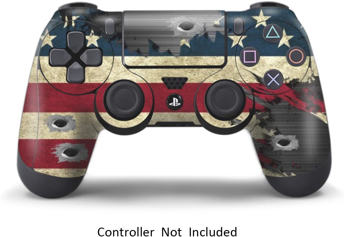 Amazon.com: PS4 Controller Designer Skin for Sony PlayStation 4 ...