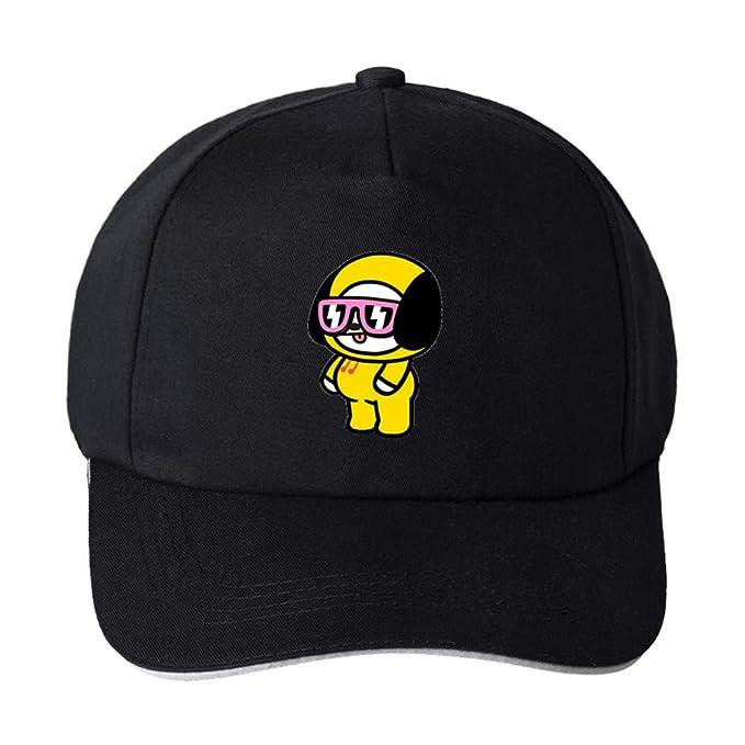 AILIENT BTS Unisex Gorra Sombrero BTS Bangtan Boys Gorras de béisbol BTS Hat Moda K Pop Sombreros Gorra De Béisbol Ajustable Al por Mayor: Amazon.es: Ropa y ...