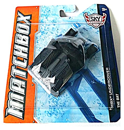 Matchbox Sky Busters MBX Undercover The Bat (Batman The Dark Knight Rises)