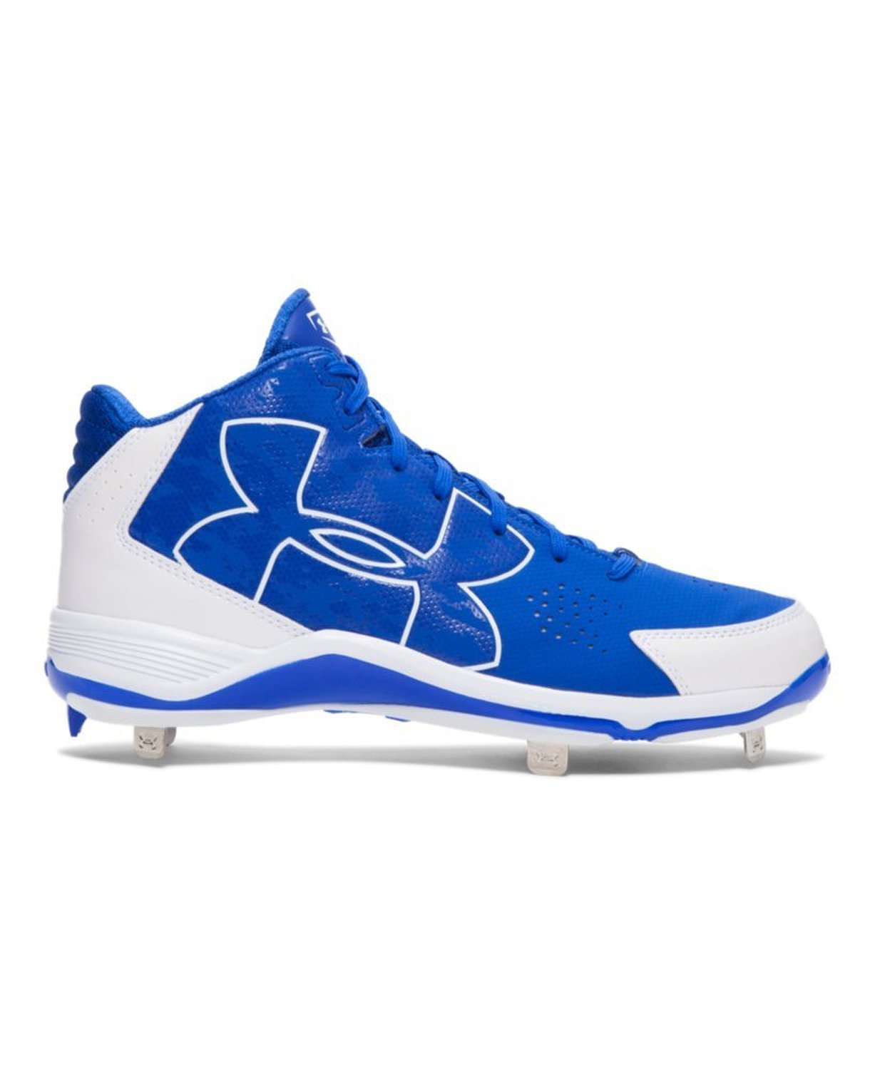 Under Armour メンズ B00Z80M4XI 7.5 D(M) US|Team Royal/ White Team Royal/ White 7.5 D(M) US