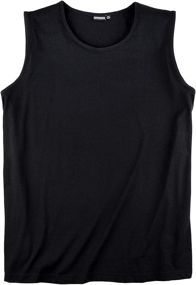 Adamo Camiseta Negra Extra Larga Oversize: Amazon.es: Ropa y accesorios