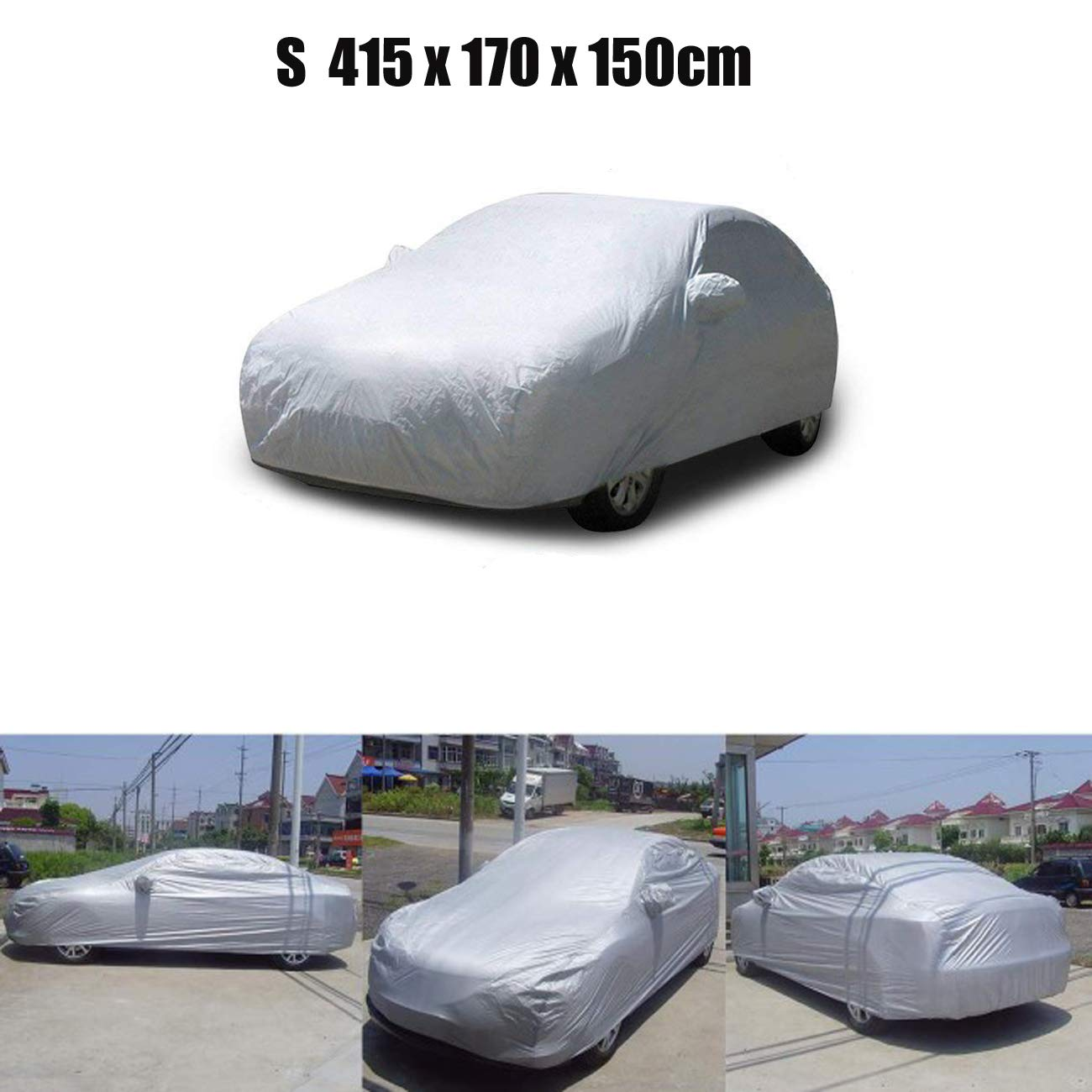 AUDI A4 ESTATE WATERPROOF LUXURY PREMIUM CAR COVER COTTON LINED HEAVY DUTY