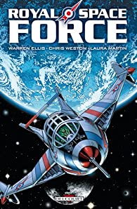 Royal space force par Warren Ellis