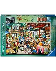 """Ravensburger""""Turn the Page"""" Bookclub 1000 stukjes puzzels voor volwassenen en kinderen vanaf 12 jaar"""