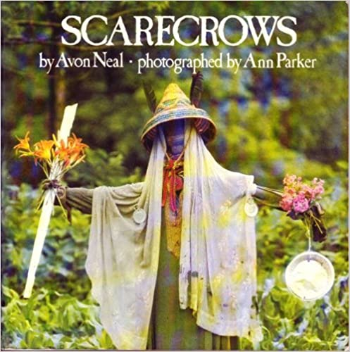 Book Scarecrows