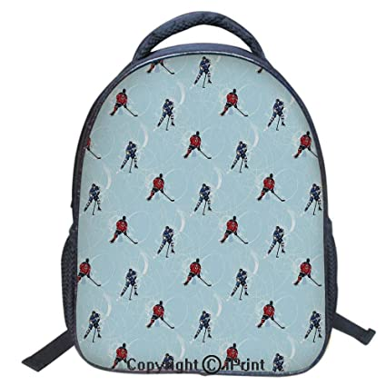 0ed047424914 Amazon.com: Print Laptop Backpack Book Bag School Bags Travel Day ...