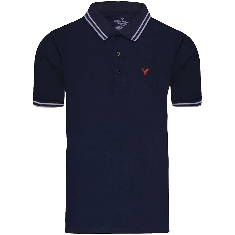 American Eagle Outfitters - Polo - para Hombre Azul Marino Small ...