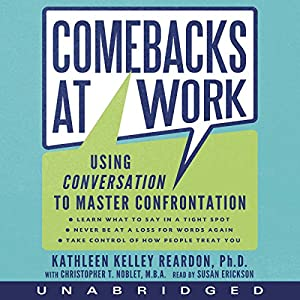 Comebacks at Work Audiobook