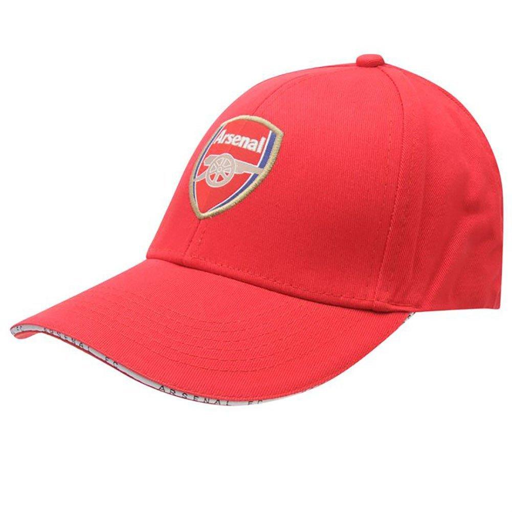 Gorras oficiales de los equipos de fútbol, Arsenal (Red), talla ...