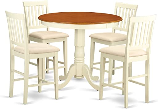 Bar Height Dining Room Table Set