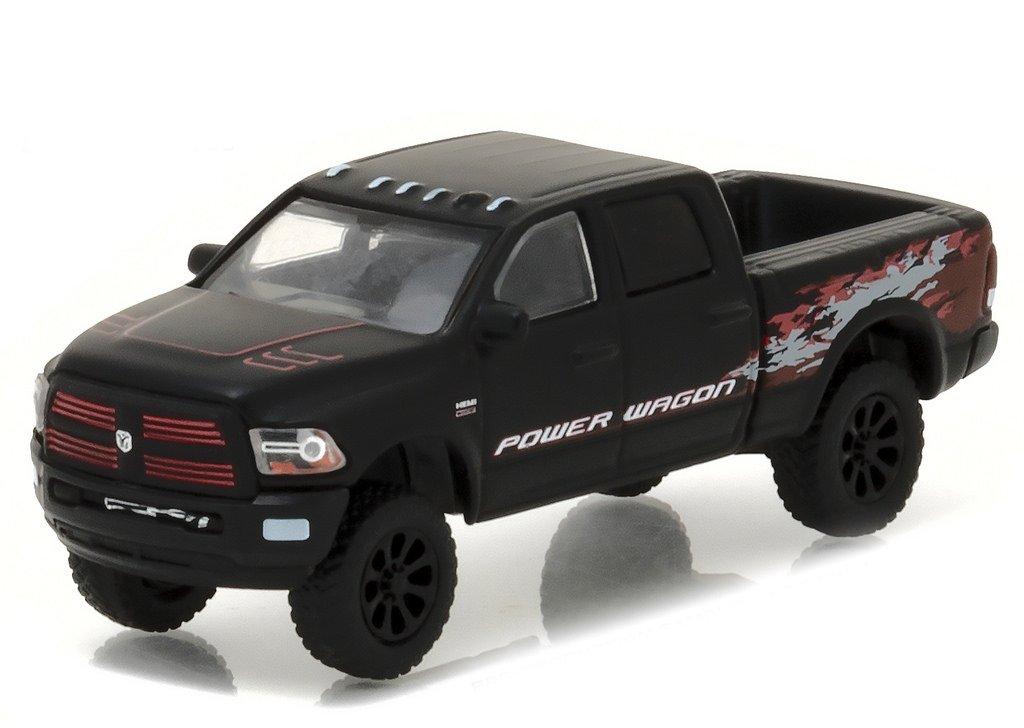 Dodge Pickup Trucks >> Amazon Com 2016 Dodge Ram 2500 Power Wagon Pickup Truck Matt Black