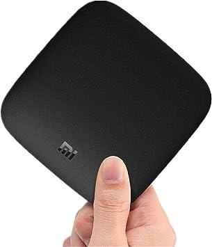 Original Xiaomi TV Box (MDZ-16-AB) Versión Internacional Quad Core 4K WiFi Dolby DTS RAM 2 G ROM 8 G con Bluetooth: Amazon.es: Electrónica