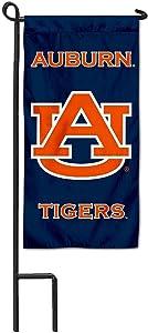 College Flags & Banners Co. Auburn Mini Garden and Flower Pot Flag Topper