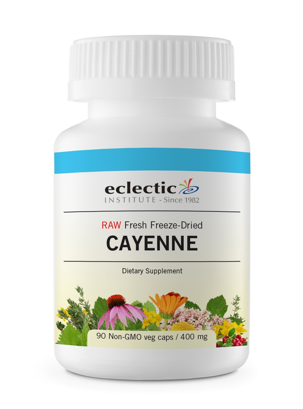 Eclectic Cayenne Cog FDV, 90 Count