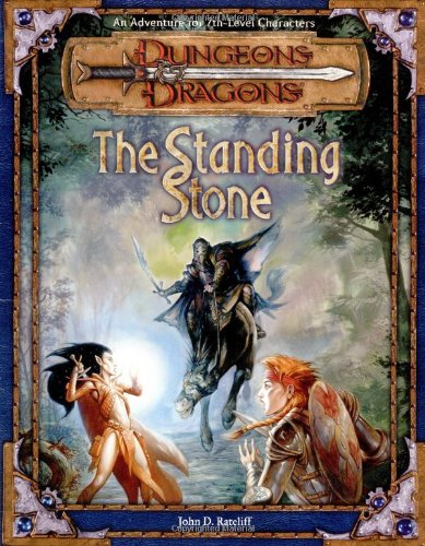 The Standing Stone: An Adventure for 7th-Level Characters (Dungeons & Dragons Adventure) (Dungeon And Dragons Modules compare prices)