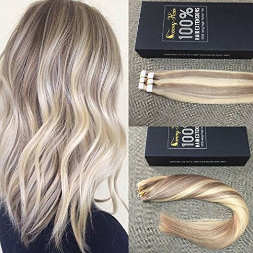 Reviewmetacom Sunny Ombre Echthaar Tape Extensions Two