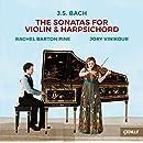Bach: The Sonatas for Violin & Harpsichord