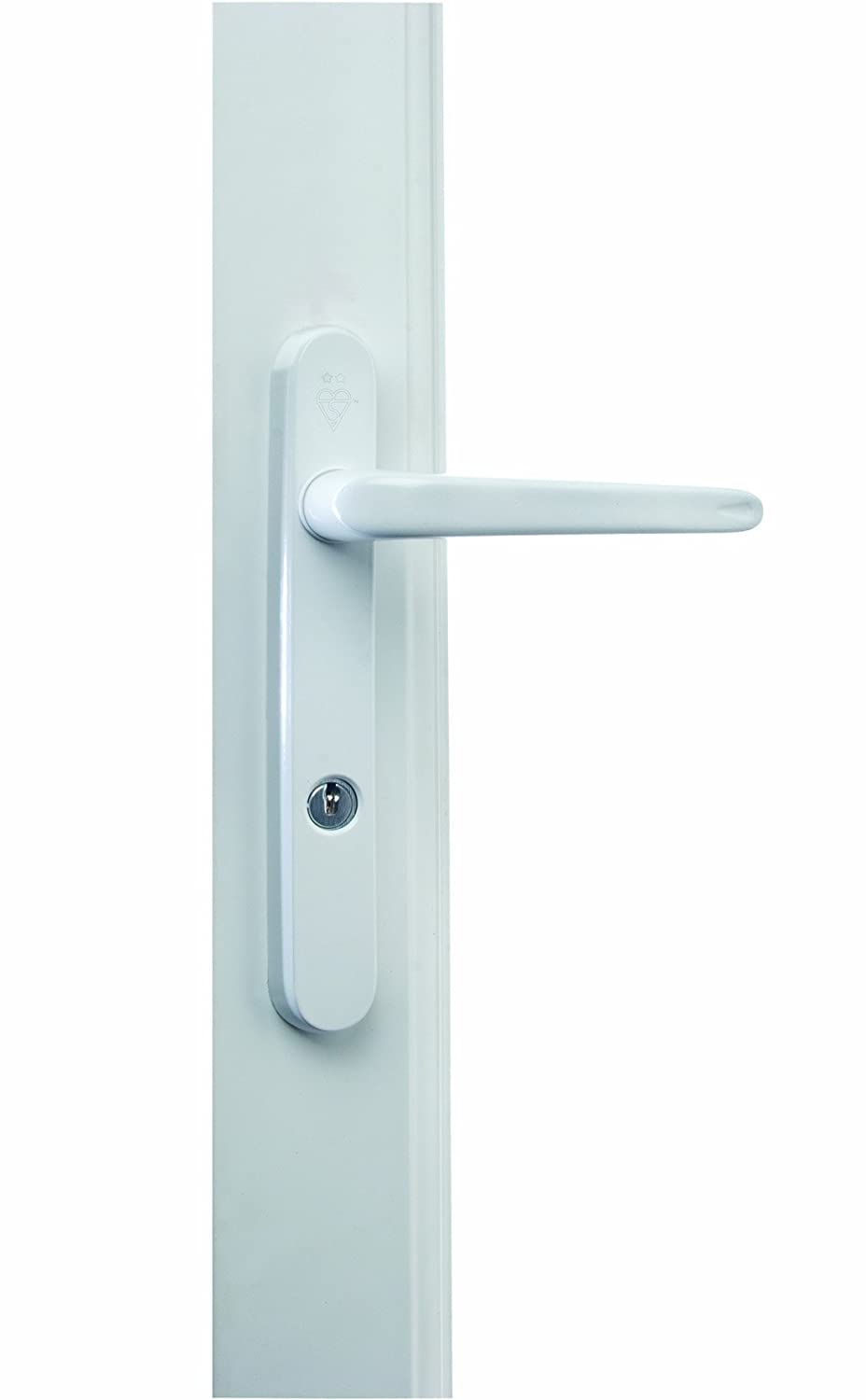 ERA 3275-01-2 High Security Door Handle - White