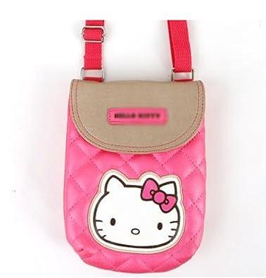 fb9389c8d Hello Kitty Mini Cellphone Cross Bag: Handbags: Amazon.com
