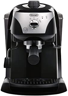 DeLonghi EC220CD 15-Bar Pump Driven Espresso Maker