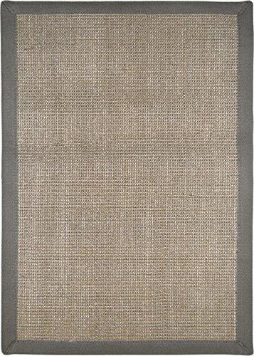 Sisal Gray Border Rug Size product image