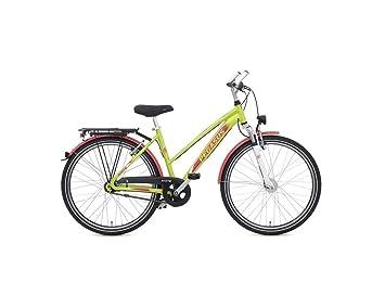 Pegasus Sante Chica bicicleta 24 pulgadas 7 velocidades: Amazon.es ...