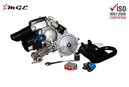 Vespa LML NV Scooter 150cc 5 Port 2 Stroke Electric Start Complete
