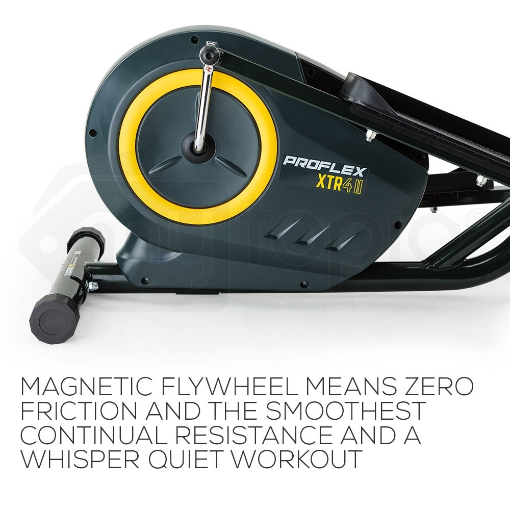 Elliptical Cross Trainer flywheel