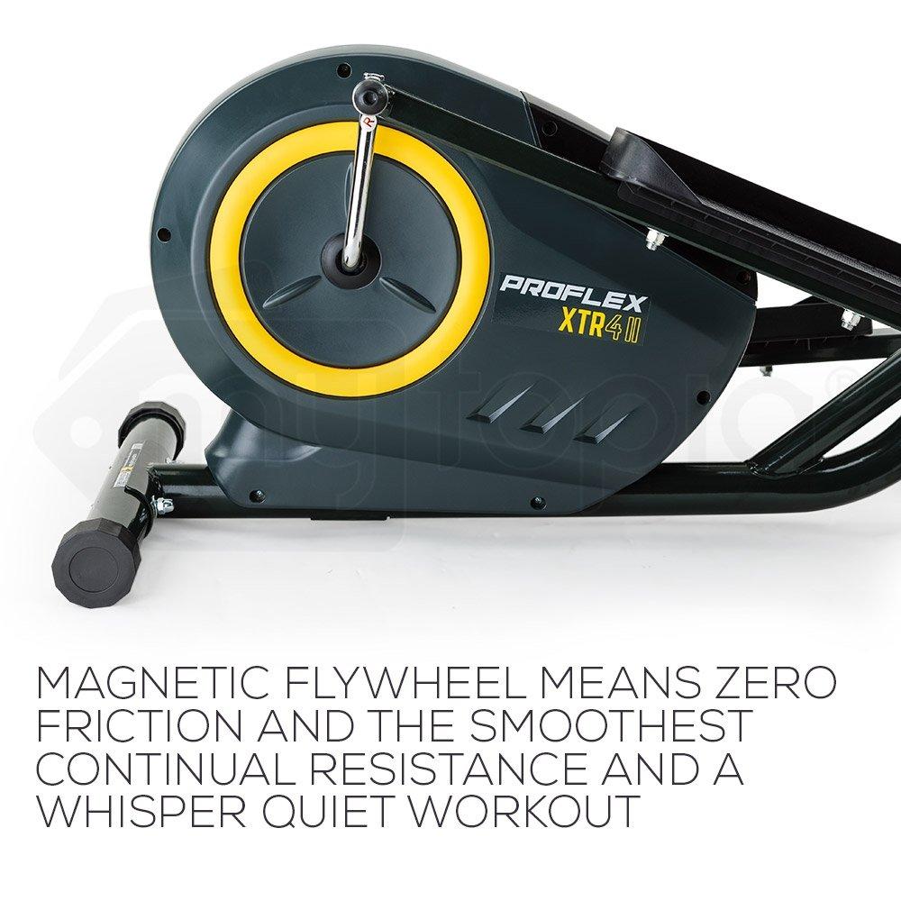 Elliptical Cross Trainer flywheel