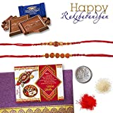 SnapGalaxy Rakhi Set for Your Brothers RKC14
