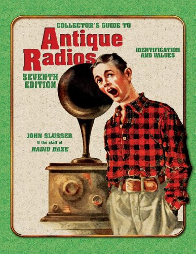 Antique Antique Radio - 3
